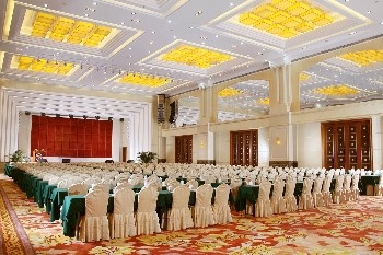 Longmen Spring Resort Huizhou  meeting room